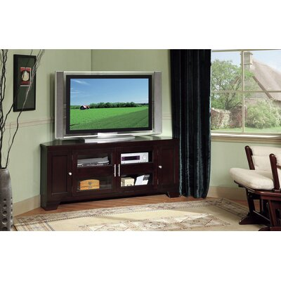 Corner TV Stand by Woodhaven Hill