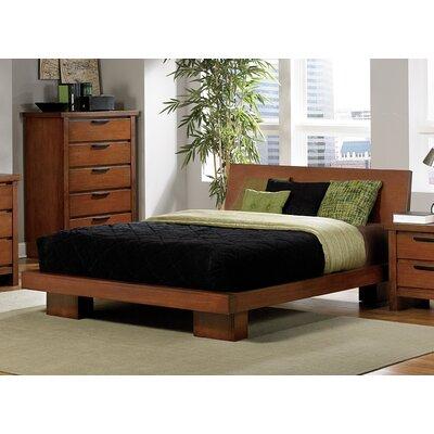 Woodbridge Home Designs Kobe Platform Bed Reviews Wayfair