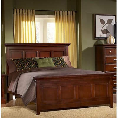 1349 Series Panel Bed by Woodhaven Hill