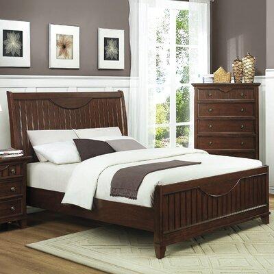Woodbridge Home Designs Alyssa Panel Bed Reviews Wayfair