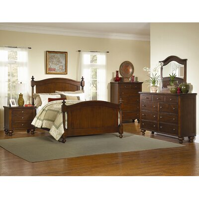 Aris Panel Customizable Bedroom Set by Woodhaven Hill