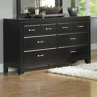 1357 Series 6 Drawer Dresser by Woodhaven Hill