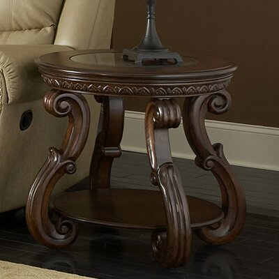 Woodhaven Hill 5556 Series End Table