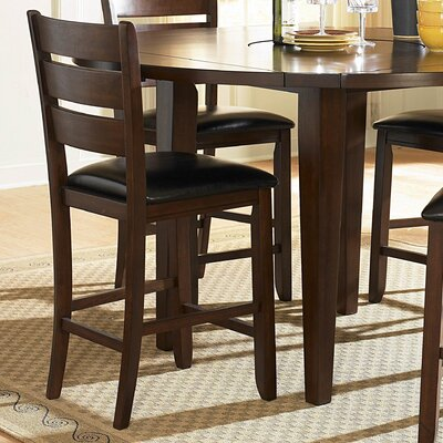 "Woodhaven Hill Ameillia 24"" Bar Stool with Cushion"