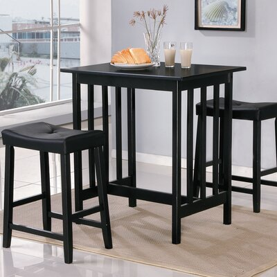 Scottsdale 3 Piece Dining Set by Woodhaven Hill