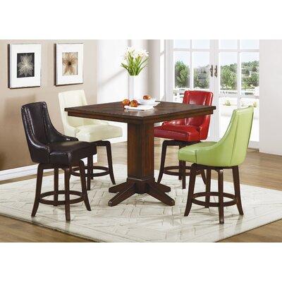 Woodbridge Home Designs Annabelle Pub Table Set Reviews Wayfair