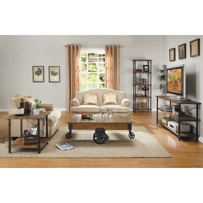 Woodhaven Hill Factory Coffee Table Set