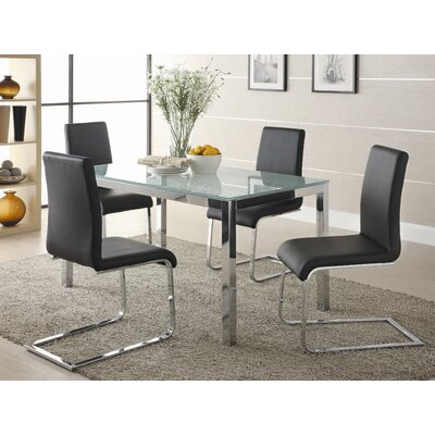 Woodhaven Hill Knox 5 Piece Dining Set