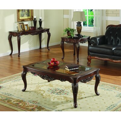 Woodhaven Hill Ella Martin Coffee Table Set