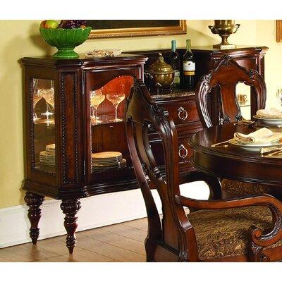 Woodbridge Home Designs 1390 Series Server Reviews Wayfair