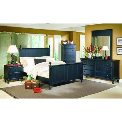Woodbridge Home Designs 875 Series Panel Customizable Bedroom Set Reviews Wayfair