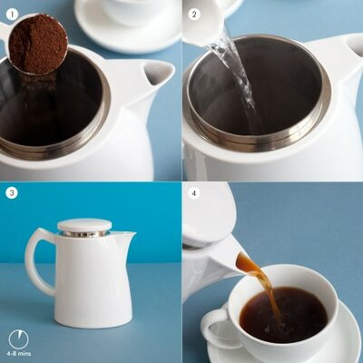 Softbrew Coffee Maker Starbucks : Sowden Oskar SoftBrew 8 Cup Coffee Maker & Reviews Wayfair