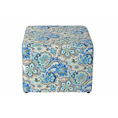 Cube Ottoman by Creative Living