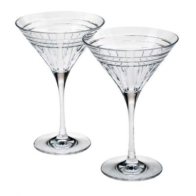 Reed & Barton Tempo Martini Glass