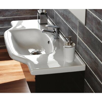 Yeni Klasik Ceramic Bathroom Sink Product Photo