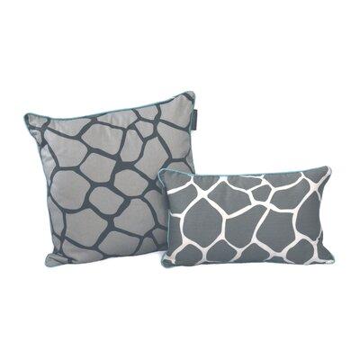 Giraffe Decorative Cotton Throw Pillow by EZ Living Home