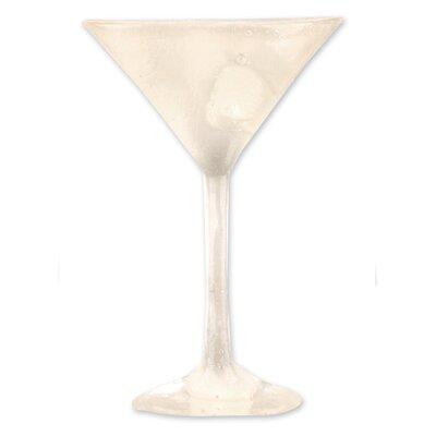 Martini Glass Embellishment Sculpture by Blossom Bucket