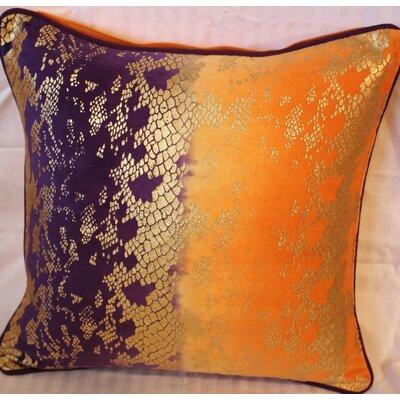 Cotton Throw Pillow by Auburn Textile