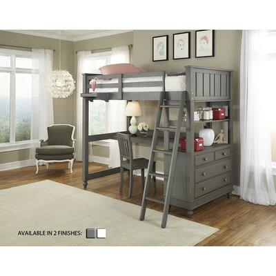 Ne Kids Lake House Lower Loft Customizable Bedroom Set Reviews Wayfair