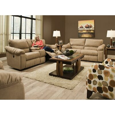 Gravity Reclining Sofa by Southern Motion