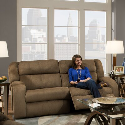 Southern Motion Maverick Lay Flat Reclining Sofa Amp Reviews