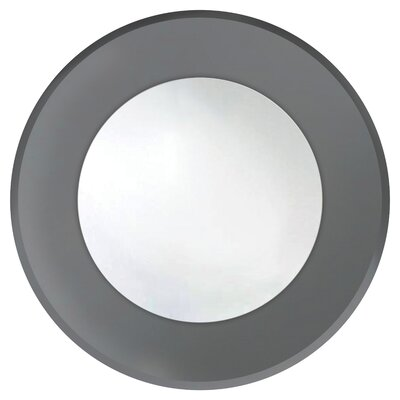 Casino Circular Mirror by Selections by Chaumont