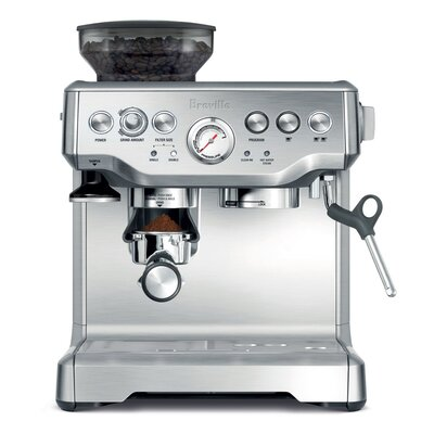 The Barista Express Programmable Espresso Machine by Breville