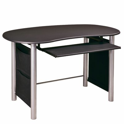 OSP Designs Computer Desk in Hi-Tech