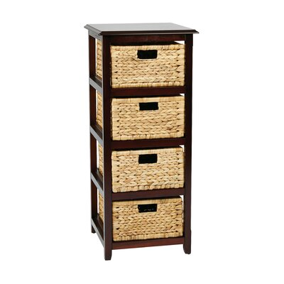 OSP Designs Seabrook Storage Cabinet