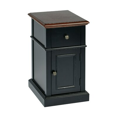 Oxford Chair Side Table by OSP Designs