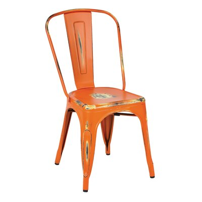 Bristow Armless Stacking Chair by OSP Designs