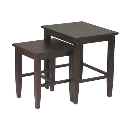 Nesting Tables by OSP Designs