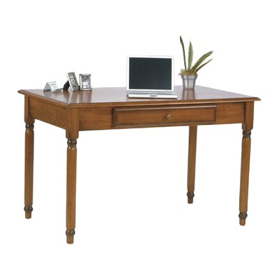 OSP Designs Knob Hill Computer Desk with Keyboard Tray