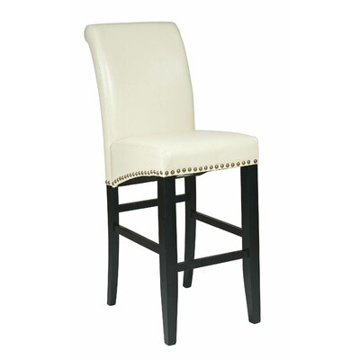 Osp Designs Metro 30 Quot Bar Stool With Cushion Amp Reviews