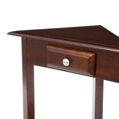 OSP Designs Merlot End Table