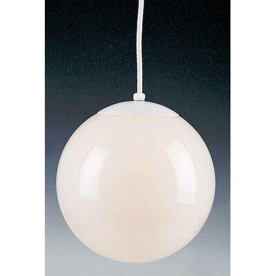 1 Light Globe Pendant by Volume Lighting