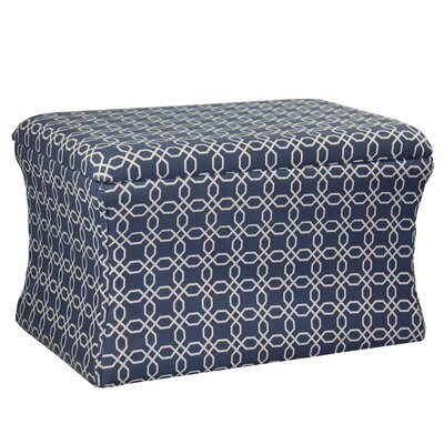 Storage Ottoman by ORE Furniture