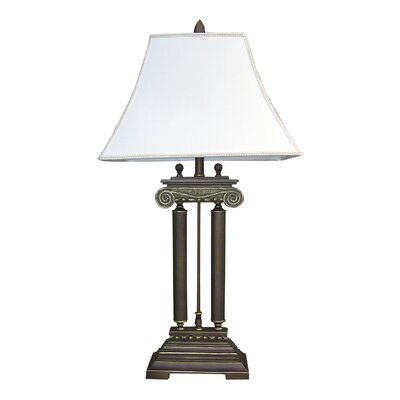 """ORE Furniture Home Decor 38"""" H Table Lamp with Empire Shade"""