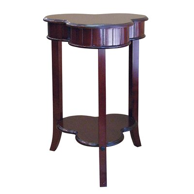 Shamrock End Table by ORE Furniture