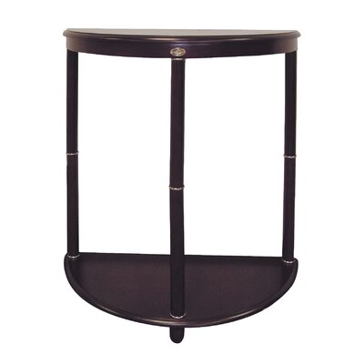 ORE Furniture Crescent End Table
