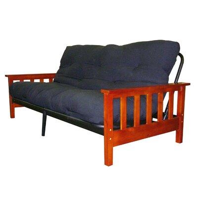 "ORE Furniture Cotton and Foam 8"" Full Size Futon Mattress"