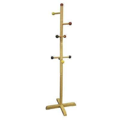 ORE Furniture Kid's 8 Peg Coat Rack