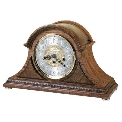 Barrett II Mantel Clock by Howard Miller