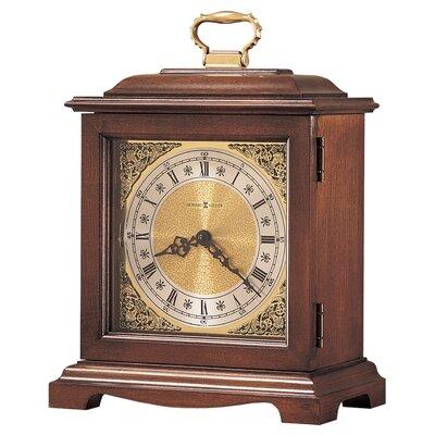 Graham Bracket III Mantel Clock by Howard Miller