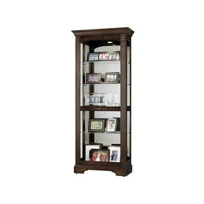 Howard Miller® Glass Shelves for Drake Curio Cabinet