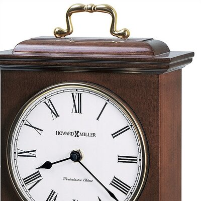 Howard Miller® Tara Chiming Quartz Mantel Clock
