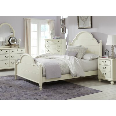 LC Kids Inspirations by Wendy Bellissimo Low Poster Customizable Bedroom Set Collection 383