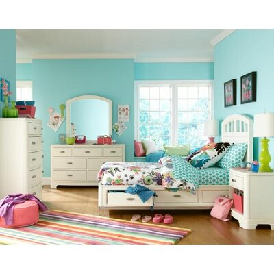 LC Kids Park City Storage Customizable Bedroom Set Bedroom Collection