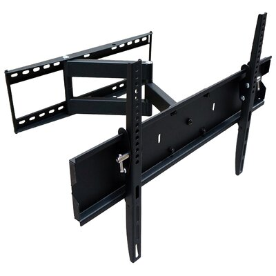 "Single Swivel/Articulating Arm Universal 32"" - 65"" Wall Mount LCD/Plasma/LED Product Photo"