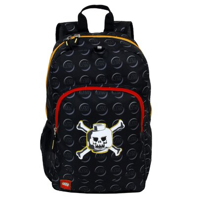 Skeleton Print Classic Lego Pattern Backpack by LEGO Luggage